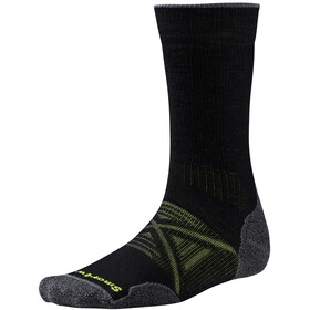Smartwool PhD Outdoor Medium Crew Strømper sort